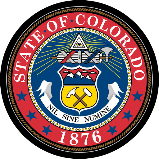 Great Seal of State of Colorado Mouse Pad