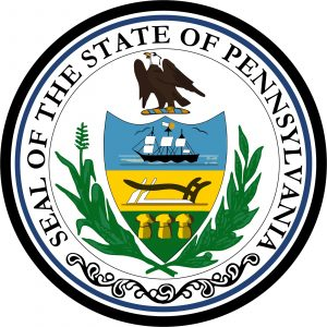 Great Seal of State of Pennsylvania Mouse Pad