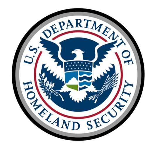 Homeland Security Seal Mouse Pad