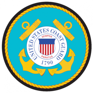 U.S. Coast Guard (USCG) Seal Mouse Pad