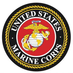 U.S. (USMC) Marine Corps Seal Mouse Pad