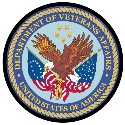 Veterans Administration Seal Mouse Pad