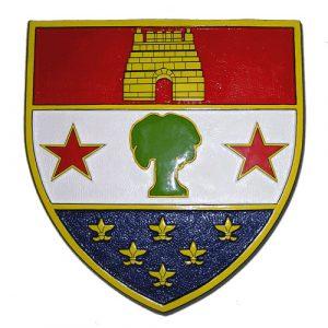 110th Infantry Crest Emblem
