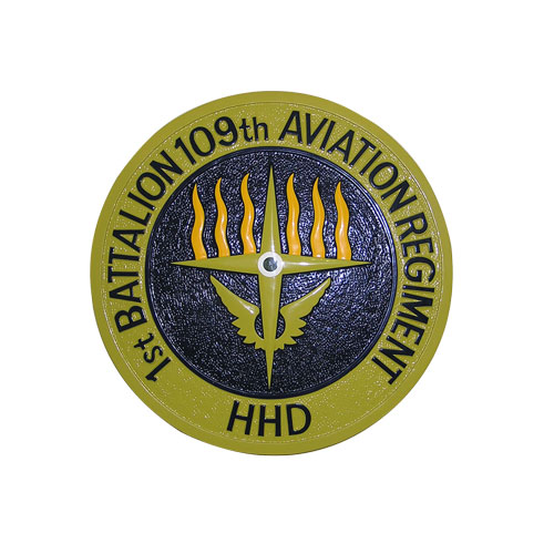 1st Battalion 109th Aviation Regiment Seal