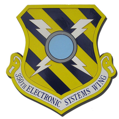 305th Electronic Systems Wing Emblem
