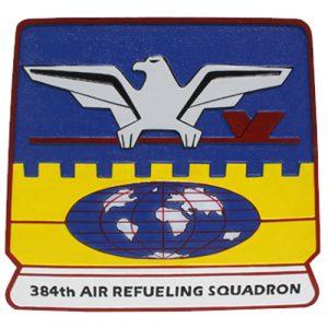 384th ir Refueling SQ Emblem