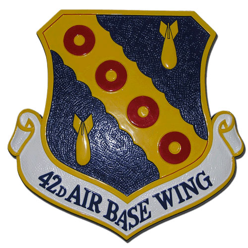 42nd Airbase Wing Emblem