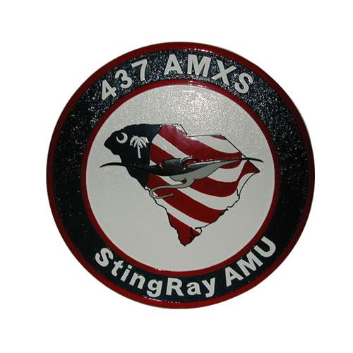 437 AMXS Seal