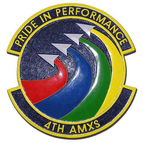 4th AMXS Emblem