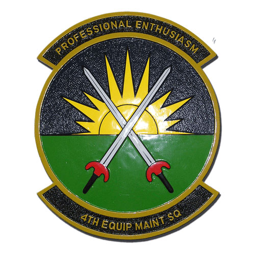 4th EMS Emblem