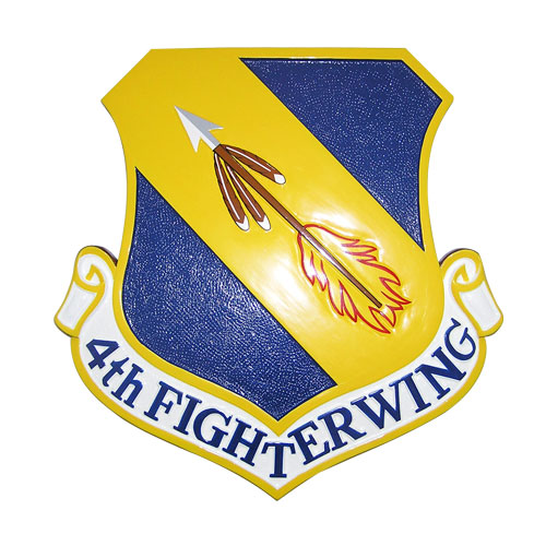 4th Fighter Wing Emblem