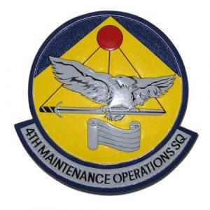 4th MOS Emblem
