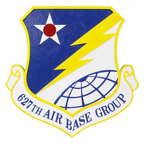 627th Air base Group Emblem