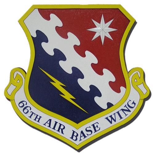 66th Air Base Wing Emblem