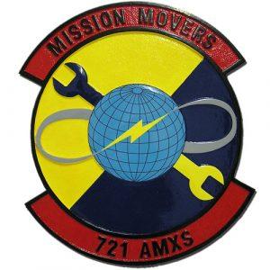 721 AMXS Emblem