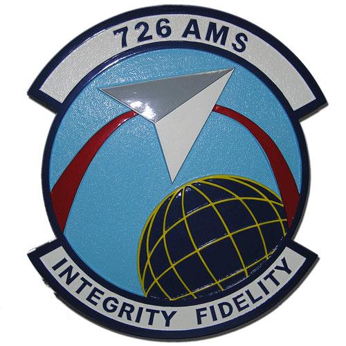 726th AMS Emblem