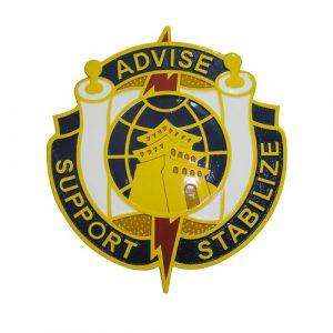 95th Civil Affairs Brigade Emblem