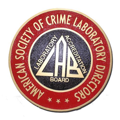 American Society of Crime Laboratory Directors Seal