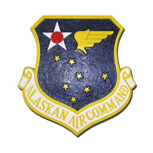 Air Alaskan Command Emblem