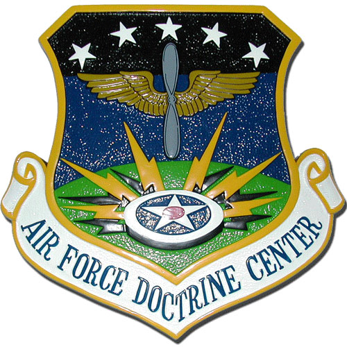 USAF Doctrine Center Emblem
