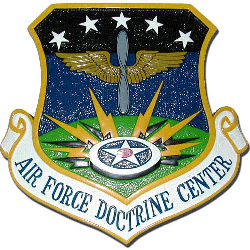 Air Force Doctrine Center Emblem