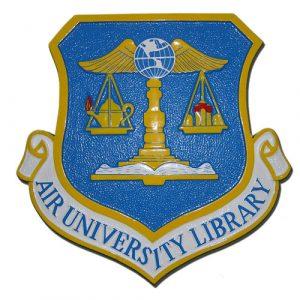 Air University Library Emblem