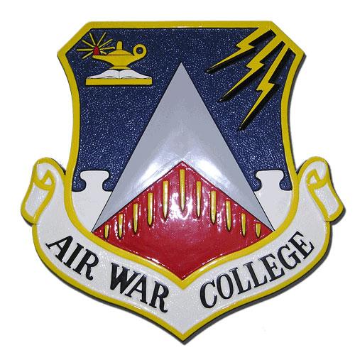 Air War College Emblem