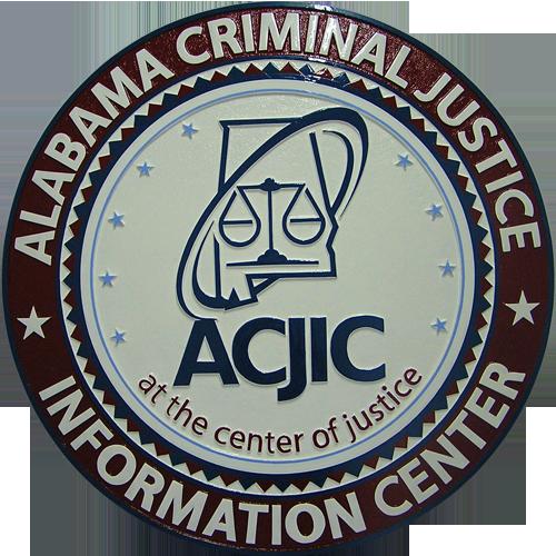 Alabama Criminal Justice Seal