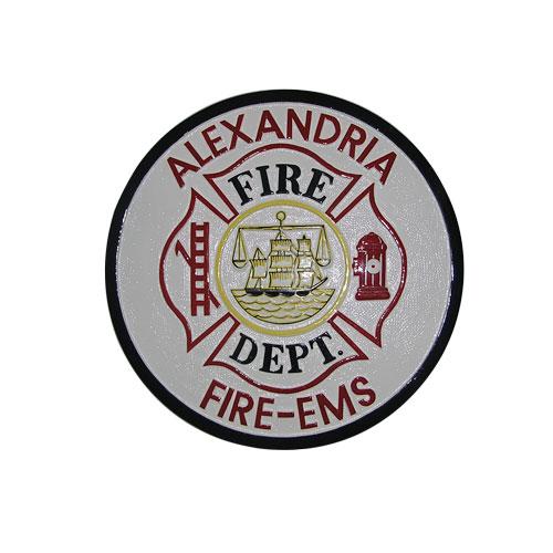 Alexandria Fire Department Seal