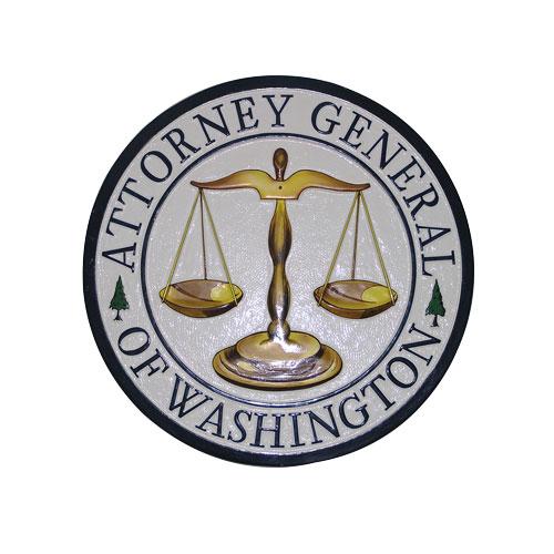 Attorney General of Washington Seal