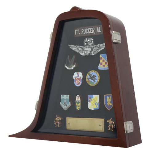 Aviator Award Display Case
