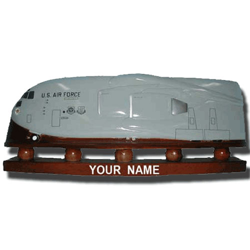 C-17 Desk Nameplate