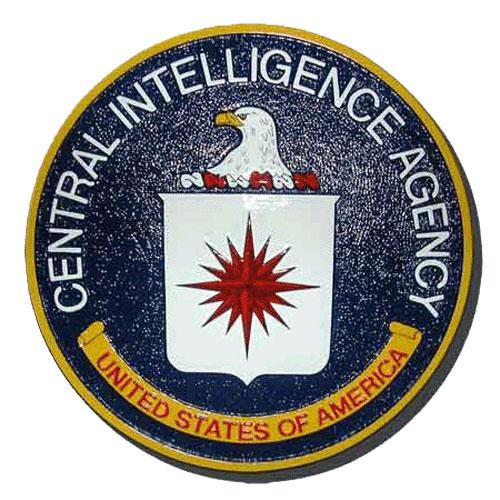 CIA Plaque