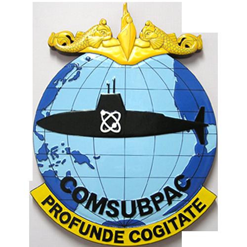 COMSUBPAC Emblem