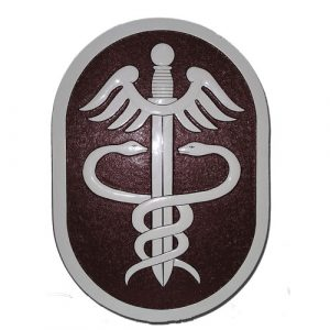 Caduceus Medical Emblem