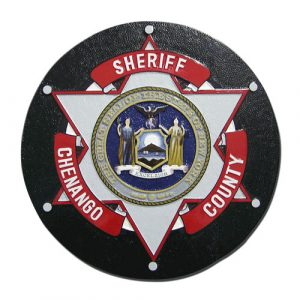 Chenago County Sheriff Seal