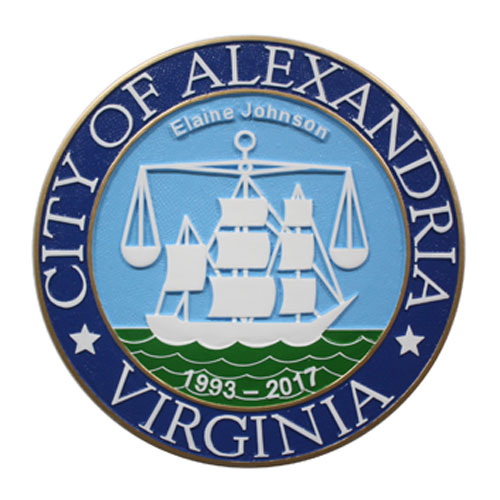 City of Alexandria VA Seal