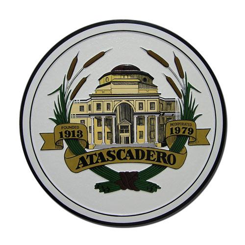 City of Atascadero Seal
