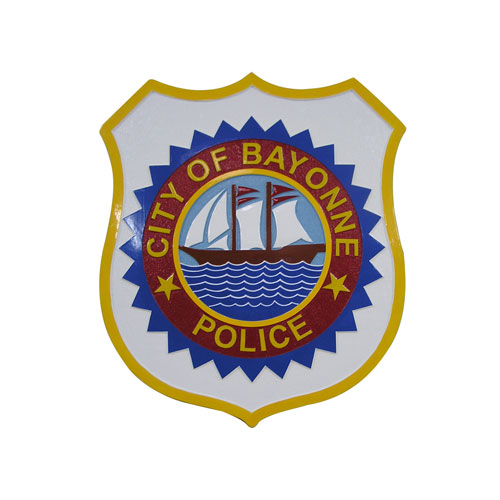 City of Bayonne Police Emblem