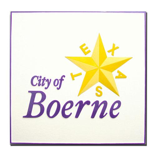 City of Boerne Emblem