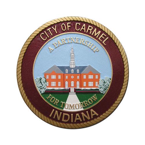 City of Carmel Indiana Seal