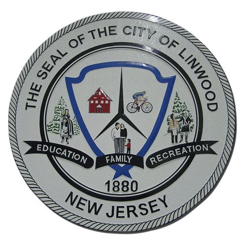 City of Linwood NJ Seal