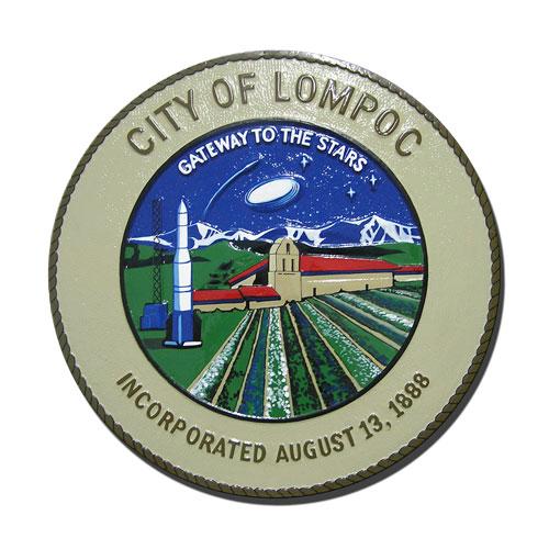 City of Lompoc Seal