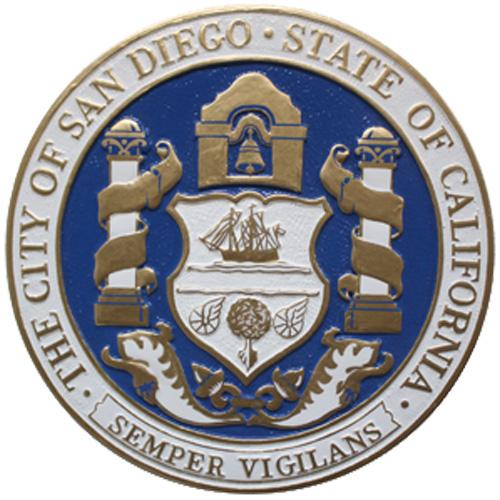 City of San Diego CA Seal
