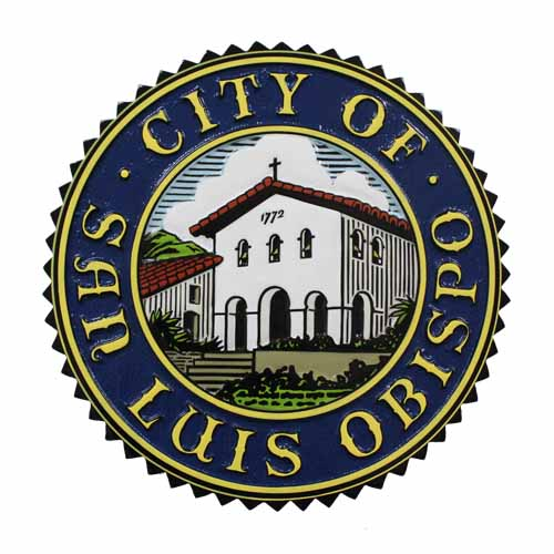 City of San Luis Obispo Seal