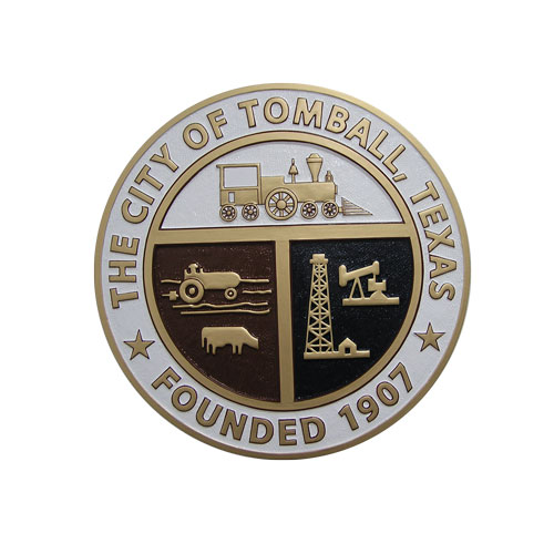 City of Tomball TX Seal