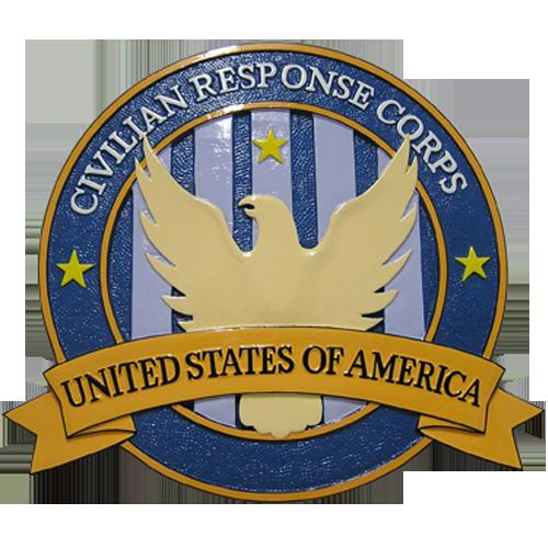 Civilian Services Corps Seal