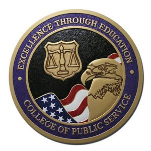 College of Public Service Seal