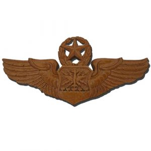 Command Navigator Wings Insignia Plaque