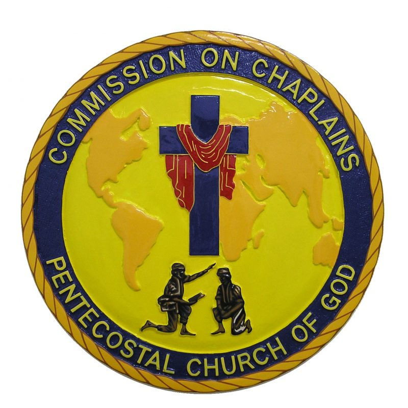Commission On Chaplains Seal